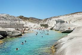 Best 41 Beaches in Milos, Greece | Greeka.com